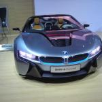 Concept from BMW at 2012 LA Auto Show.