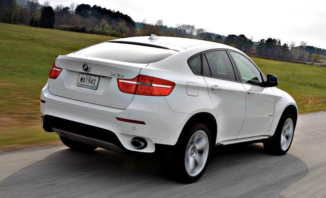 The BMW X6 is a new addition to the all-time list of ugly cars.