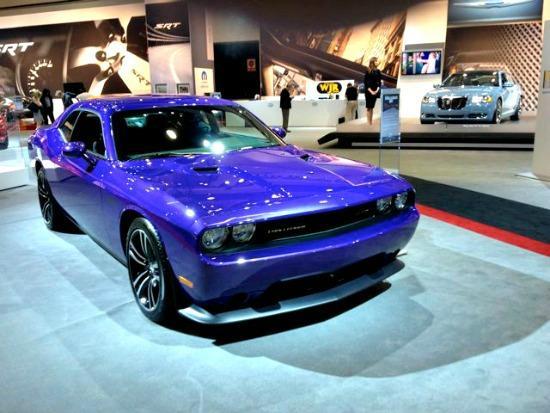 Seven Ugliest Car Colors At The 2013 La Auto Show The
