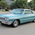 The third generation of the Chevrolet Impala, 1964