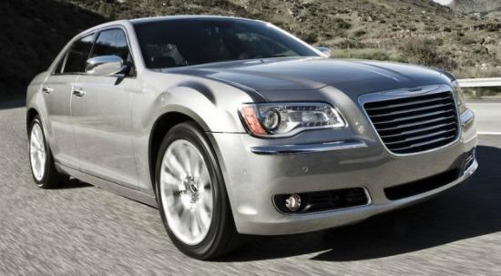 CAR REVIEW: 2013 Chrysler 300 a bargain Bentley