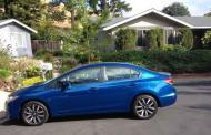 2015 Honda Civic EX-L Navi: Most versatile new car?