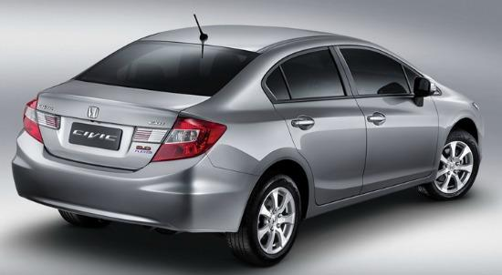 The 2014 Honda Civc