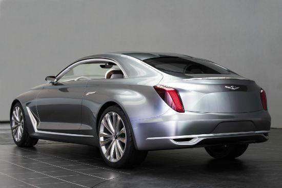 Hyundai Among 14 Concept Cars At Concours Du0027Elegance