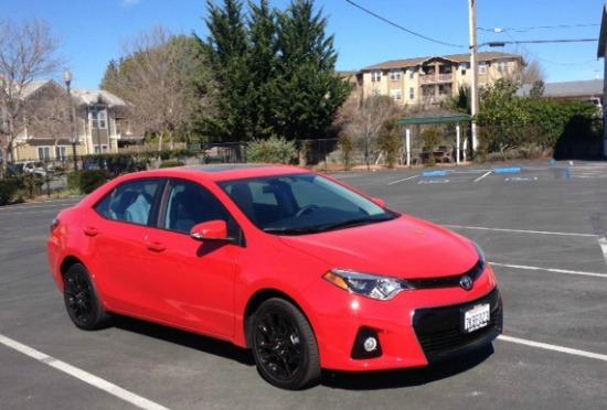 2016 Toyota Corolla: Special Edition Honors 50th Birthday