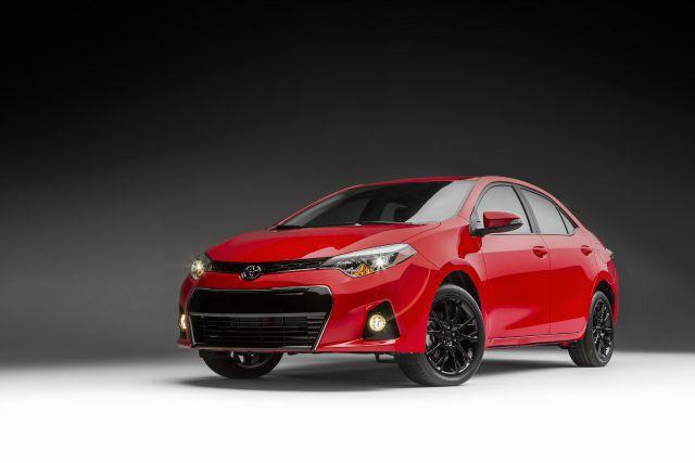 NEW CAR PREVIEW:  2016 Toyota Corolla gets sport edition