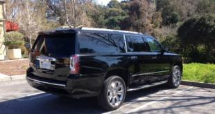 The 2016 Yukon Denali has seating for seven.
