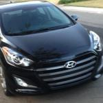 The 2016 Hyundai Elantra GT has more aggressive front grille.