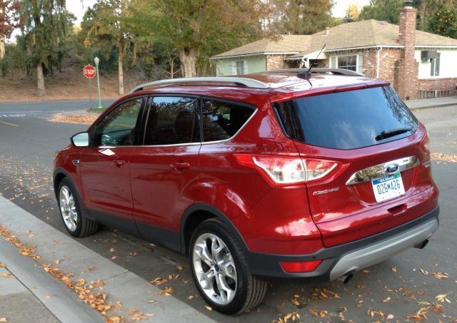 2016 Ford Escape: Versatile SUV remains pack leader