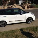 The 2014 Fiat 500L is two feet longer than the 500.