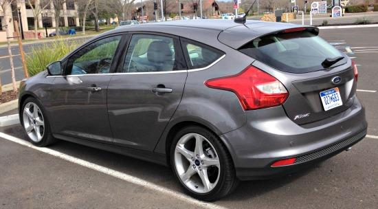 2014 Ford Focus: Euro-styled fuel sipper 3