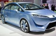 Toyota unveils Fuel Cell Vehicle in Colorado