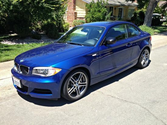 BMW 135is, 2013: Rocket-fast coupe offers classic ride, high price