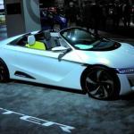 Honda concept sports car.