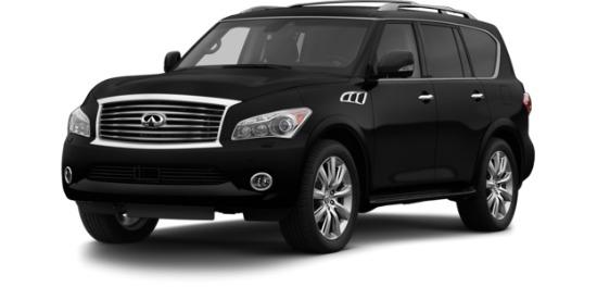 2013 Infiniti QX56: Big, plush, capable 4