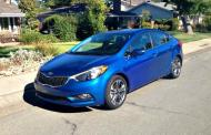 2014 Kia Forte: redesigned, affordable, fuel-thrifty