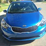 2014 Kia Forte: redesigned, affordable, fuel-thrifty 1