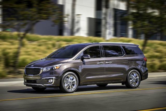2015 Kia Sedona: Redesigned minivan a worthy choice 4