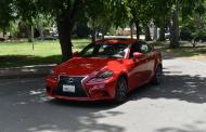 2016 Lexus IS200: New luxury sedan gives BMW pause
