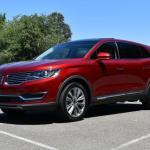 2013 LA Auto Show: 2014 Lincoln.