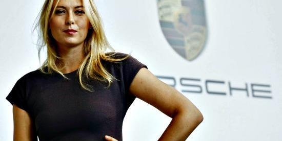 Porsche adds beauty to beauty, names Maria Sharapova ambassador