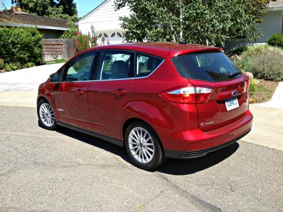 Ford all-hybrid line for 2013