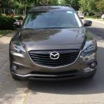 The 2015 Mazda CX-9 offers a sporty driver for a seven-passenger SUV.