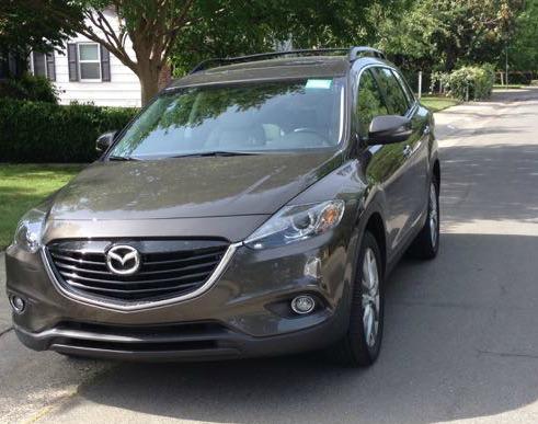2015 Mazda CX-9: Power, comfort, fair price 2