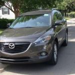 2015 Mazda CX-9: Power, comfort, fair price 1