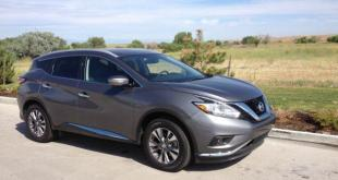 The 2015 Nissan Murano is part of a massive recall.