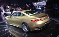 LA Auto Show: Hydrogen cars, electric vans and a gold-gilded rarity