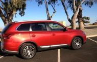 2016 Mitsubishi Outlander: Underdog SUV improved