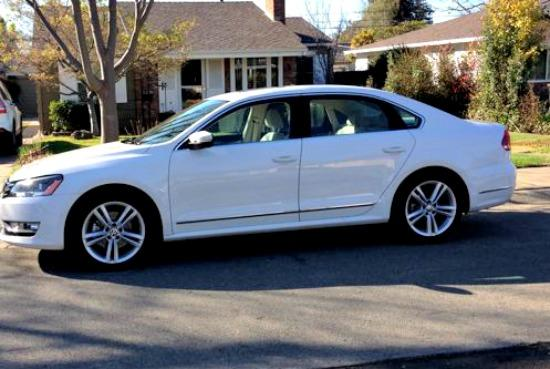 2014 Volkswagen Passat: Near luxury, value priced