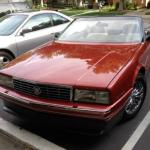The 1993 Cadillac Allante featured a 32-valve engine.