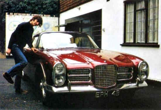 Baby, you can drive (and own) Ringo Starr's Facel coupe