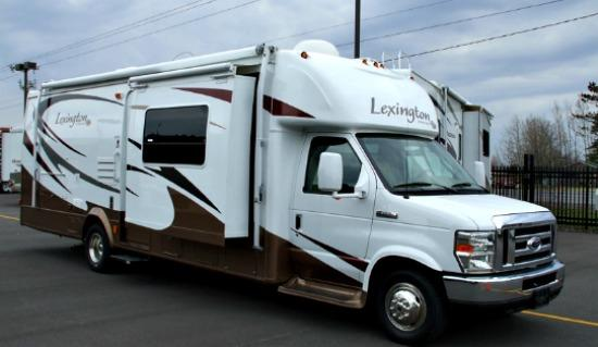 RVs are increasingly popular way to travel.