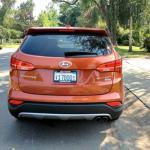 The 2013 Hyundai Santa Fe Sport has been redesigned.