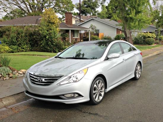 The 2014 Hyundai Sonata has been refreshed.