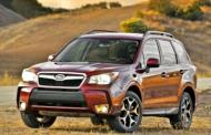 Motor Trend: 2014 Subaru Forester SUV of the Year