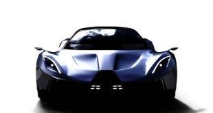 Th PS-200 SN hybrid supercar
