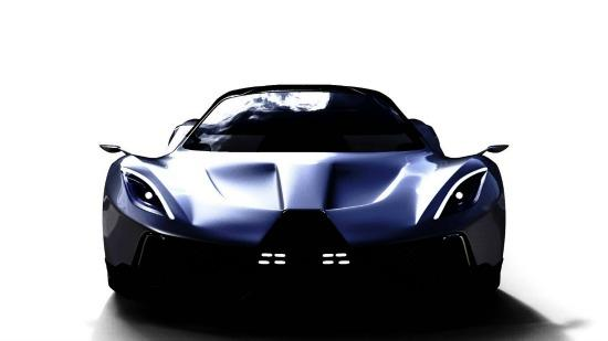 Hello, Tesla, welcome the 2,400 hp SP-200 SIN supercar