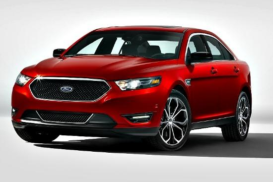 The new Ford Taurus Ecoboost his fuel stingy