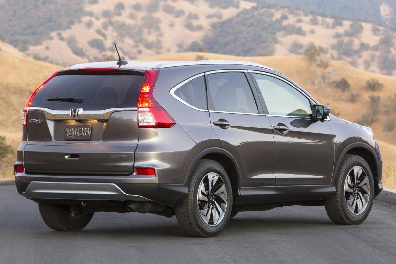 2015 Honda CR-V: Best crossover SUV gets better 1
