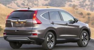 The 2015 Honda CR-V is has a reviewed inside engine.