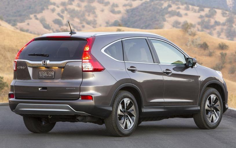 2015 Honda CR-V: Best crossover SUV gets better