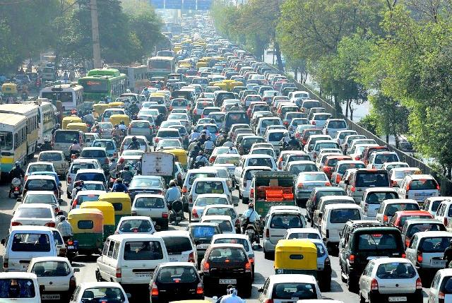 Washington, D.C., has the worst traffic of any city in the United States.