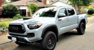 2017 Toyota Tacoma TRD Pro: Ruggedness defined.