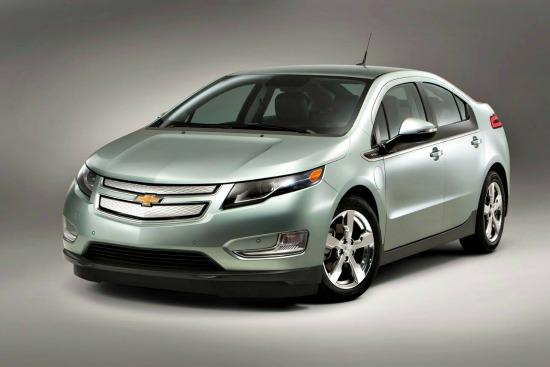 The 2014 Chevrolet Volt costs $5,000 less than in 2013