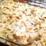 Hatch Chile Pepper Casserole