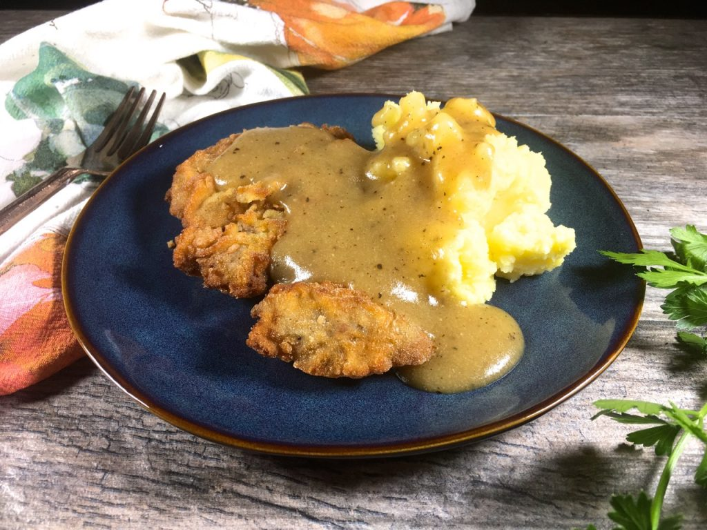 Gluten-Free Chicken Fried Steak